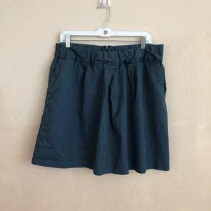 Banana Republic full skirt XL